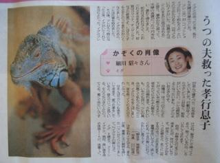 朝日新聞イグ