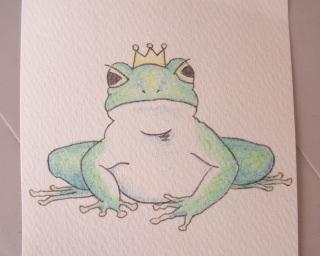 カエル王子