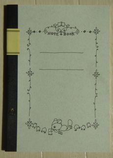 B5ノート